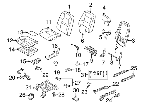 Ford Recline Handle 6l2z7861736baa besides 2001 Buick Lesabre Parts Diagram furthermore Craghoppers Men S T Shirts likewise  on lincoln car seat motor replacement
