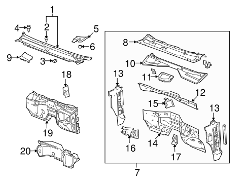 Manual Watch Diagram furthermore How To Bleed Abs On 1999 Silverado 2500 4x4 also T12871200 Front drive axle exploded view additionally Cowl Scat additionally Alternator Scat. on gmc yukon front end parts
