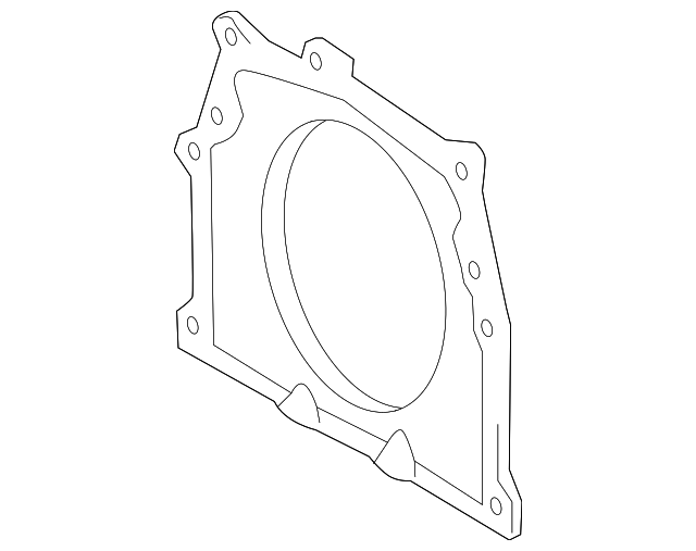 Rear Main Seal Retainer - Toyota (11381-31010)
