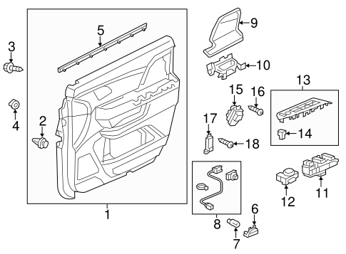 2013 Honda CIVIC COUPE LX SCREW, TAPPING (3X12) - (9390122320)