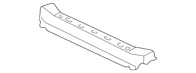 Floor Crossmember - Toyota (57663-32010)
