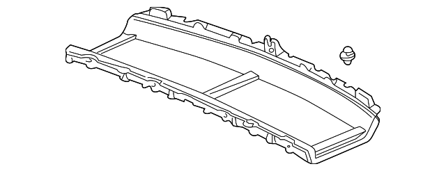 OEM Honda 84500-S2A-010ZA - Compartment