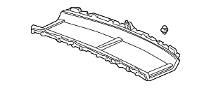 OEM Honda 84500-S2A-010ZB - Compartment