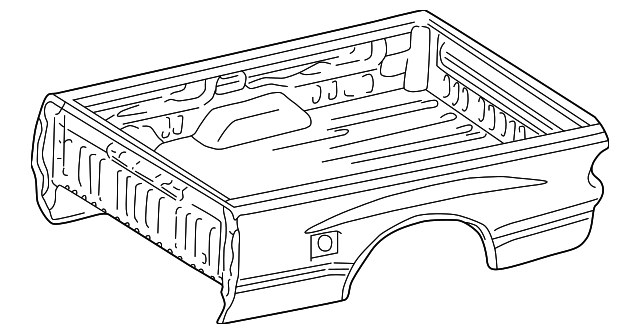 Box Assembly - Toyota (66000-0C042)