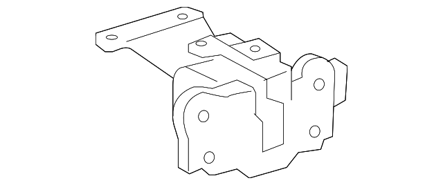 Side Mount - Toyota (12372-28300)