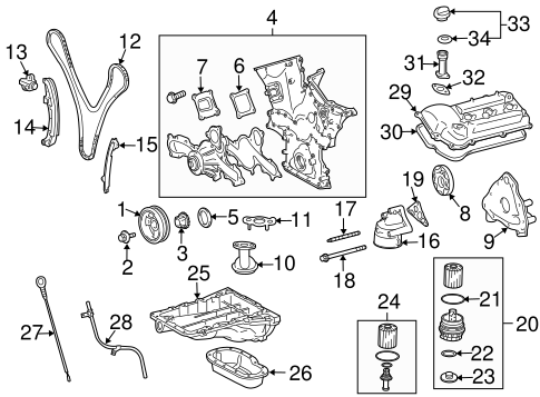 Chain Guide - Toyota (13559-31030)