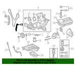 Chain Guide - Toyota (13561-31030)