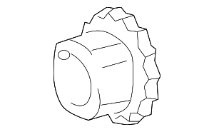Crankshaft Gear - Toyota (13521-31041)
