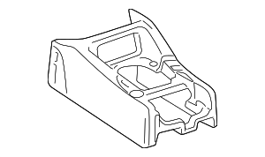 Front Console - Toyota (58810-0C011-B0)