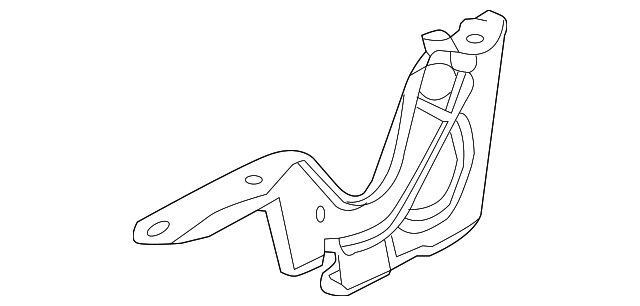 Hinge Assembly - Toyota (53410-0R070)
