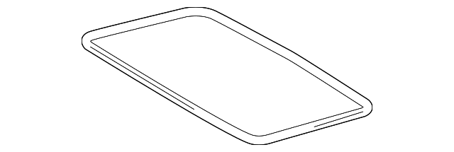 Sunroof Glass - Toyota (63201-33083)