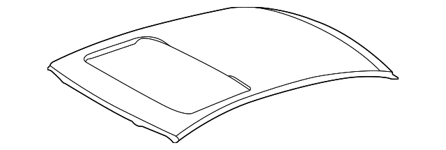 Roof Panel - Toyota (63111-AC040)