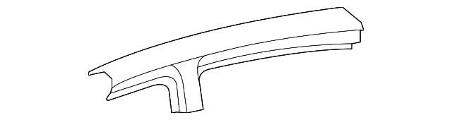 Side Rail - Toyota (61215-AC010)