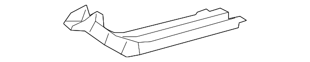 Rear Rail - Toyota (57191-06010)