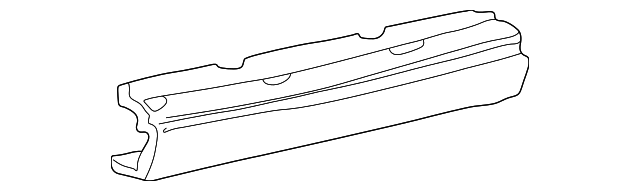 Outer Rocker Panel - Toyota (61412-06010)