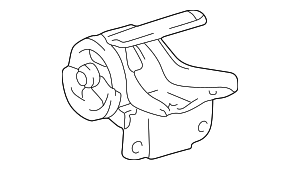 Side Mount - Toyota (12372-0D030)