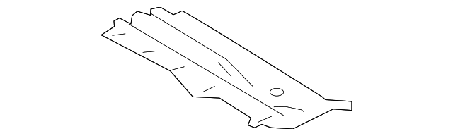 Reinforced Plate - Toyota (57456-0R010)