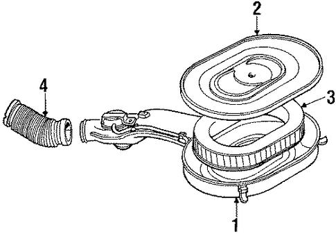 Porsche 930 Wiring Diagram as well 1987 Mitsubishi Cordia Turbo likewise 94 Toyota Corolla Engine Diagram likewise 92 Chrysler New Yorker Transmission Wiring Diagram besides  on mitsubishi starion wiring diagram