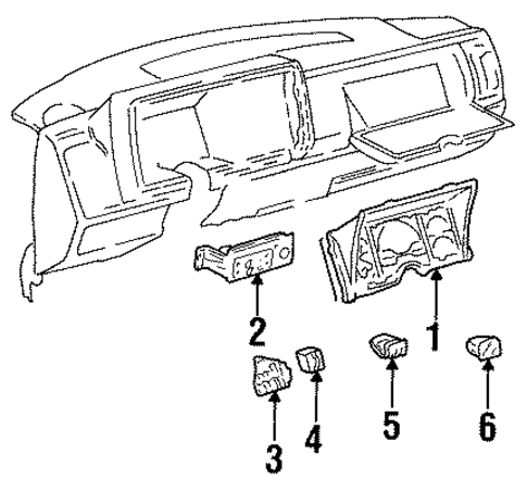 Front Suspension additionally Chevy Engine Vin Decoder Chart moreover 04 Chevrolet Steering Column Wiring Diagram likewise 2000 Chevy Silverado Front Suspension Diagram further 72 K5 Blazer Wiring Diagram. on 79 chevy blazer parts