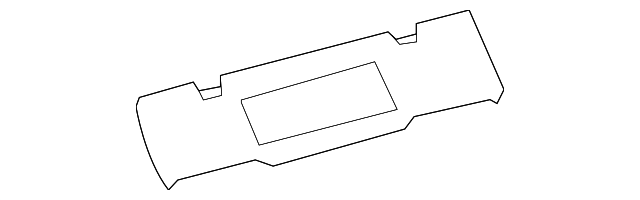 Hole Cover - Toyota (64718-0E050)