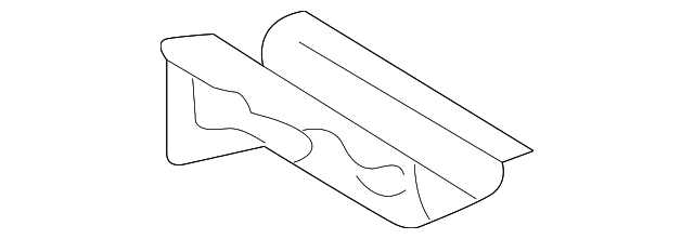 Panel Reinforced - Toyota (64116-AC010)