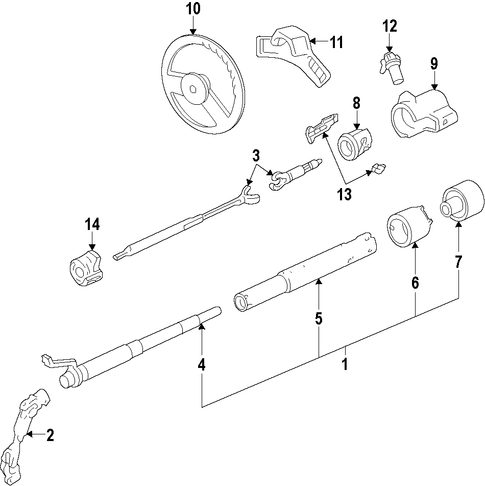 100f096359ea714b further T3390223 Need diagram schematics fuse panel 1988 besides 26060137 furthermore 2006 Gmc Radio Wiring Diagram besides Gm Dimmer Switch Wiring Diagram. on 2004 gmc steering column