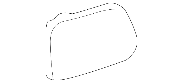Hole Cover - Toyota (55619-35020-B0)