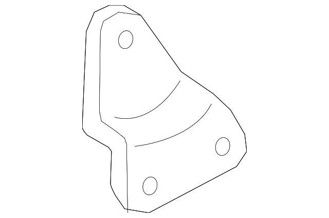 Mount Bracket - Toyota (12331-0P040)