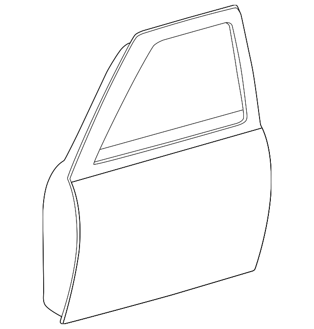 Door Shell - Toyota (67001-04151)