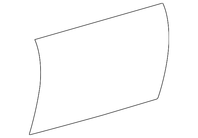 Outer Panel - Toyota (67111-04070)