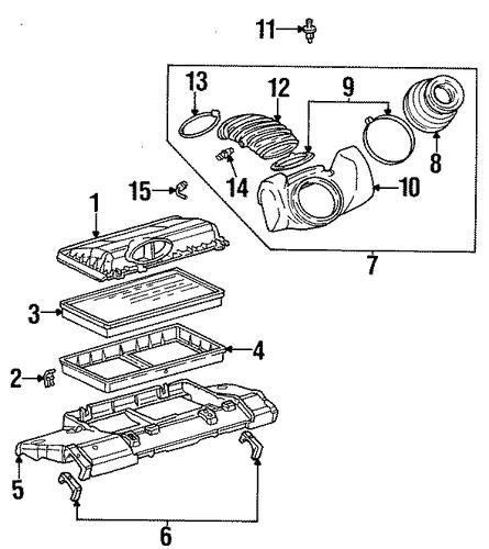 1993 Pontiac Bonneville Transmission: Pontiac Firebird Connector 1993-2002