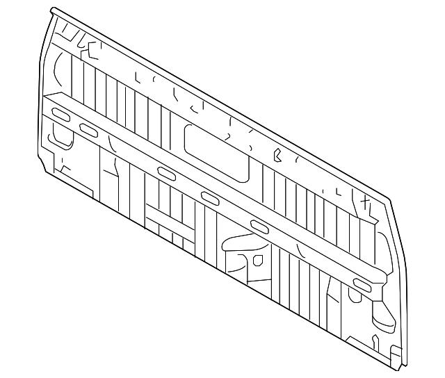 Back Panel - Toyota (64101-04214)