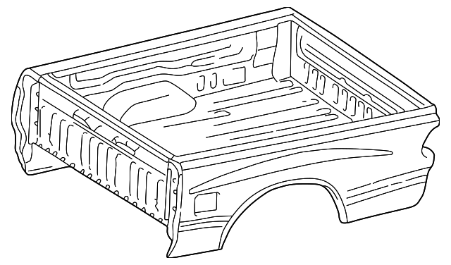 Box Assembly - Toyota (66000-0C210)