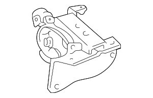 Side Mount - Toyota (12372-22110)