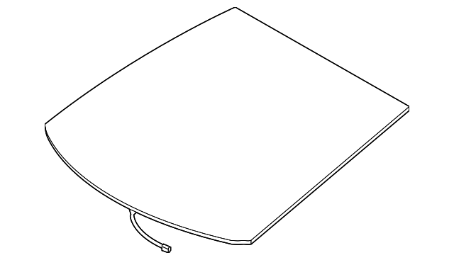 Windshield - Toyota (56101-4E918)
