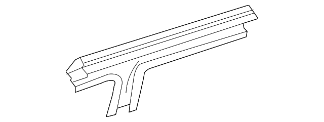 Outer Rail - Toyota (61212-35050)