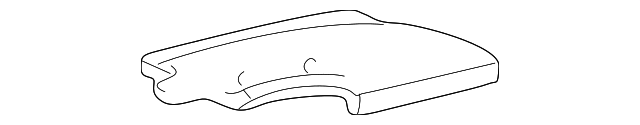 Side Cover - Toyota (64920-17011-E0)