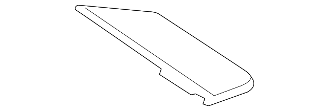 Side Trim - Toyota (58409-48070-B0)