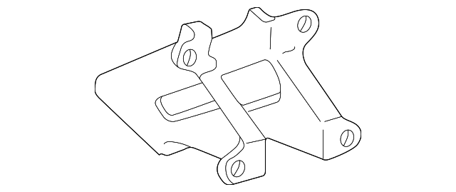 Mount Bracket - Toyota (12311-62050)
