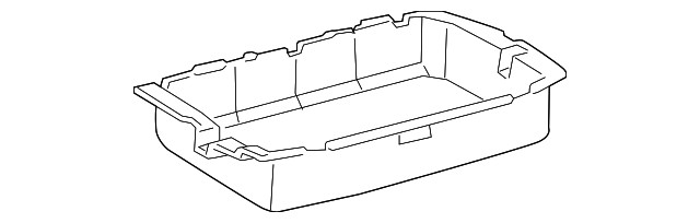 Storage Compartment - Toyota (64993-47010)