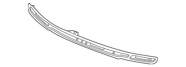 OEM Honda 71502-T3V-A01 - Lower Trim Panel