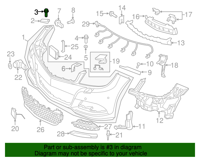 Mercedes benz 204 885 13 53 outer grille factory for Mercedes benz parts catalogue online