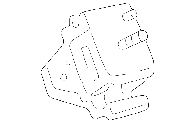 Front Mount - Toyota (12361-62160)
