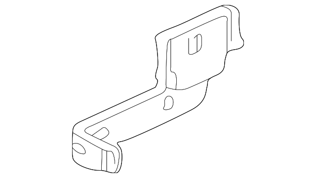 Case Bracket - Honda (38251-PCX-A00)