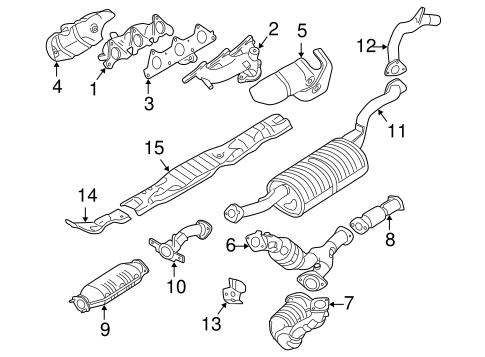 car mitsubishi montero sport parts catalog