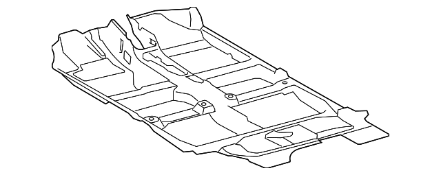 Carpet - Toyota (58510-52D91-B2)