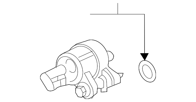 purge valve for 2010 cadillac srx