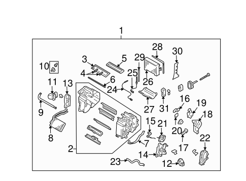 Fuse Box Diagram Ford Transit 2003 further Subaru 2 5 L Engine A C together with 2000 Buick Lesabre Cooling System Diagram Html as well 2014 Ford Focus Fog Light Parts further 2012 Ford F250 Tail Light Wiring Diagram. on running lights relay wiring diagrams