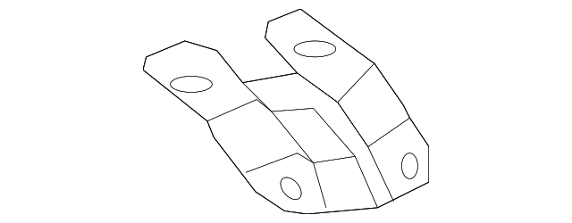 Center Bow Bracket - Toyota (61385-04020)