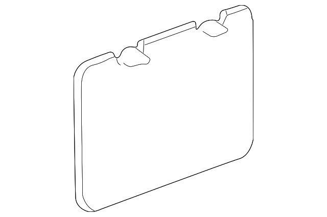 Side Cover - Toyota (64743-42011-B1)